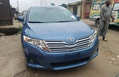 Foreign Used Acura MDX 2005 Model Blue for Sale