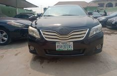 Nigeria Used Toyota Camry 2007 Model Black for Sale