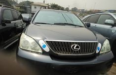 Foreign Used Lexus RX 330 2005 Model Gray for Sale