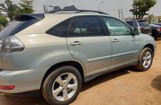 Foreign Used Lexus RX 2004 Model Silver