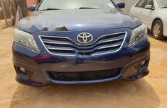 Foreign Used Toyota Camry 2011 Model Blue