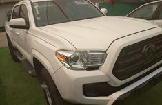 Foreign Used Toyota Tacoma 2018 Model White