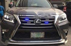 Nigeria Used Lexus GX 2018 Model Gray