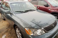 Foreign Used Toyota Avalon 2001 Model Gray