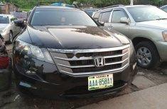 Nigeria Used Honda Accord CrossTour 2011 Model Black
