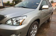Foreign Used Lexus RX 2004 Model Beige