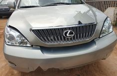 Foreign Used Lexus RX 2006 Model Beige