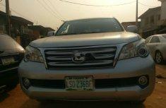 Nigeria Used Lexus GX 2011 Model Silver