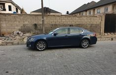 Foreign Used Lexus GS 2013 Model Green