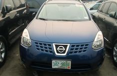 Foreign Used Nissan Rogue 2007 Model Blue