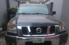 Nigeria Used Nissan Titan 2012 Model Gray for Sale
