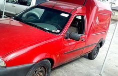 Foreign Used Ford Courier 2003 Model Red for Sale