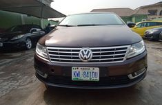 Nigeria Used Volkswagen Passat 2012 Model Brown