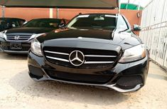 Foreign Used Mercedes Benz C300 2018 Model Black