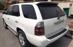 Foreign Used Acura MDX 2005 Model white