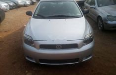 Foreign Used Toyota Scion 2006 Model Silver