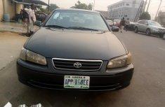 Nigeria Used Toyota Camry 2000 Model Black
