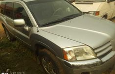 Nigeria Used Mitsubishi Outlander 2006 Model Silver