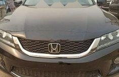 Nigeria Used Honda Accord 2013 Model Black