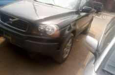 Foreign Used Volvo XC90 2005 Model Gray