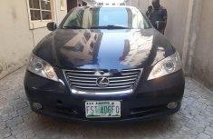 Nigeria Used Lexus ES2008 Model Blue