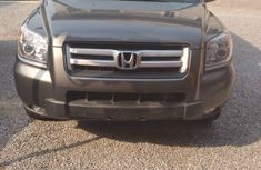 Foreign Used Honda Pilot 2007 Model Gray for Sale