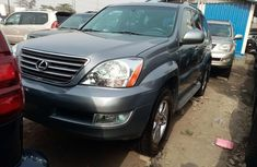 Foreign Used Lexus GX470 2006 Model Gray for Sale