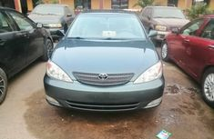 Foreign Used Toyota Camry 2003 Model Green