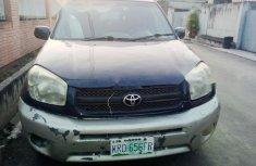 Nigeria Used Toyota RAV4 2003 Model Blue