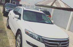 Tokunbo Honda Accord CrossTour 2010 Model White