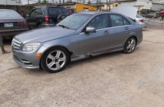 Tokunbo Mercedes-Benz C300 2011 Model Gray