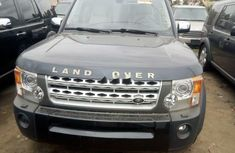 Foreign Used Land Rover LR3 2009 Model Black