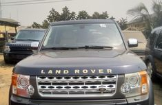 Foreign Used Land Rover LR3 2008 Model Blue