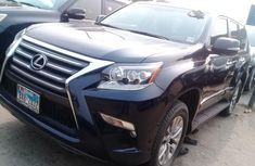 Foreign Used Lexus GX 2018 Model Blue