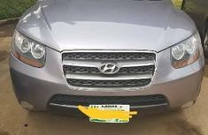 Nigeria Used Hyundai Santa Fe 2007 Model Grey
