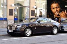 U.S rapper Pop Smoke apprehended for stealing 2019 Rolls-Royce Wraith