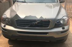 Foreign Used Volvo XC90 2007 Model Green