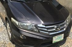 Nigerian Used Honda City 2012 Model