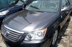 Foreign Used Toyota Avalon 2009 Model Gray