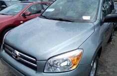 Foreign Used Toyota RAV4 2010 Model Green