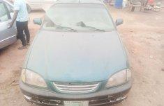 Nigeria Used Toyota Avensis 2000 Model Green