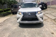 Foreign Used Lexus GX460 Edition 2017 Model White