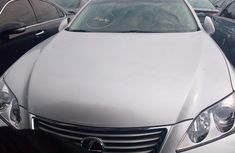Foreign Used Lexus ES 350 2008 Model Silver for Sale