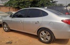 Nigeria Used Hyundai Elantra 2010 Model Silver