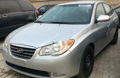 Nigeria Used Hyundai Elantra 2006 Model Silver