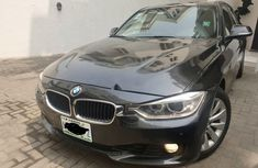 Nigeria Used BMW 320i 2014 Model Black