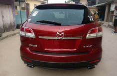 Foreign Used Mazda CX-9 2008 Model Red