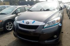 Tokunbo 2010 Model Toyota Matrix for sale