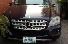 Locally Used 2009 Mercedes-Benz ML350 for sale in Lagos