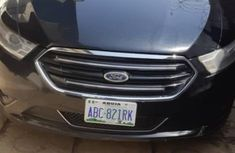 Nigeria Used Ford Taurus 2013 Model Black